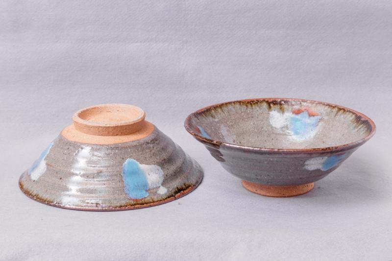 【上野焼】香春徹山窯 上野鉢